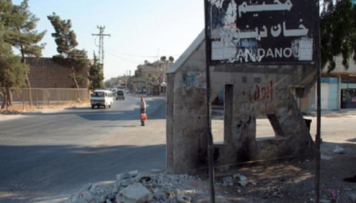 قضاء لاجئ فلسطيني على جبهات غوطة العاصمة دمشق