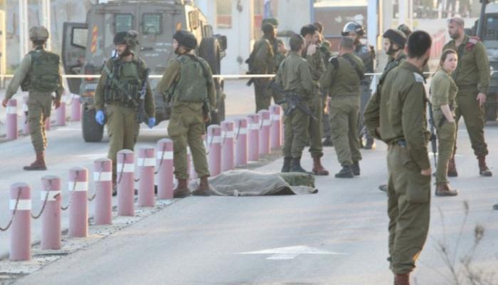 استشهاد المُنفّذ.. إصابة 3 جنود صهاينة في عملية إطلاق نار قرب رام الله