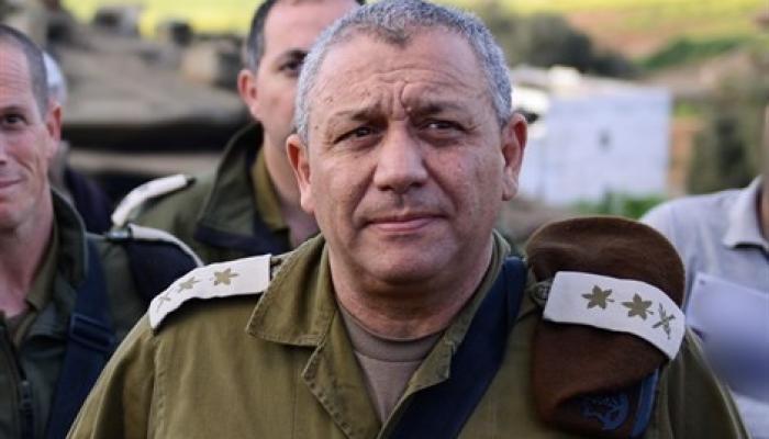 ايزنكوت: الجيش وضع جبهة قطاع غزة على سلّم أولوياته للعام الجاري