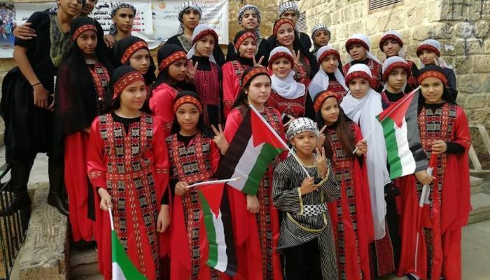 تحركات مستمرة من أجل القدس في مخيّمات لبنان