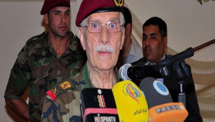 """طارق الخضراء رئيس هيئة أركان """"جيش التحرير الفلسطيني"""" في سوريا"""