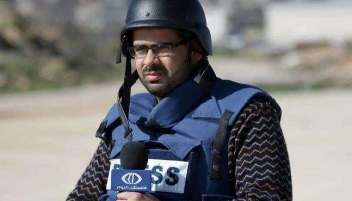النيابة العامة تُقرر الإفراج عن الصحفي جهاد بركات بكفالة