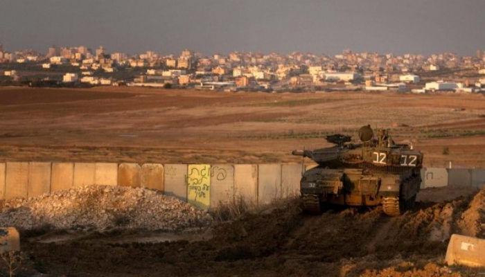 استشهاد مزارع فلسطيني برصاص الاحتلال في قطاع غزة