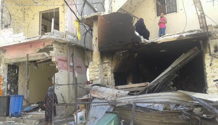 """المبادرة الشعبية في """"عين الحلوة"""": لا مبرّر قانوني وراء منع دخول مواد البناء إلى المخيّم"""
