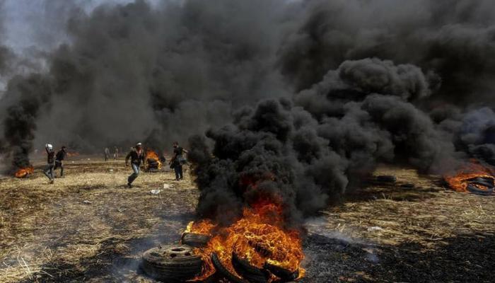 قطاع غزة - تصوير محمد الثلاثيني