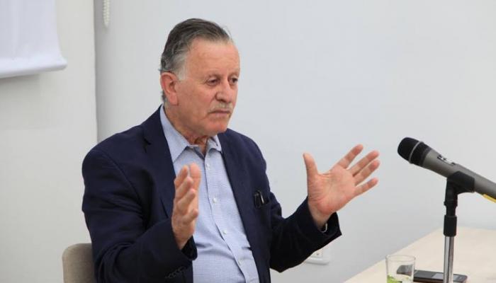 المؤرّخ وعالم الآثار أ.د معاوية إبراهيم