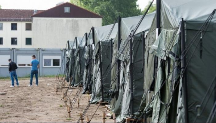 المكتب الألماني لمكافحة الجرائم: تراجعاً طفيفاً عام 2016 في الهجمات ضد نزل اللاجئين