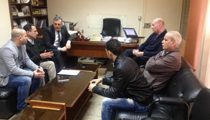 الحراك الشعبي يؤكد على حل بعض القضايا المتعلقة بلاجئي مخيم نهر البارد