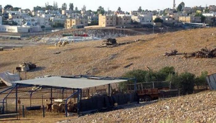 مدينة النقب أقصى جنوب فلسطين