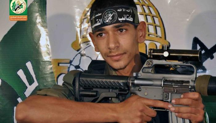 الشهيد الشاب عبد الرحمن أسعد عرفات