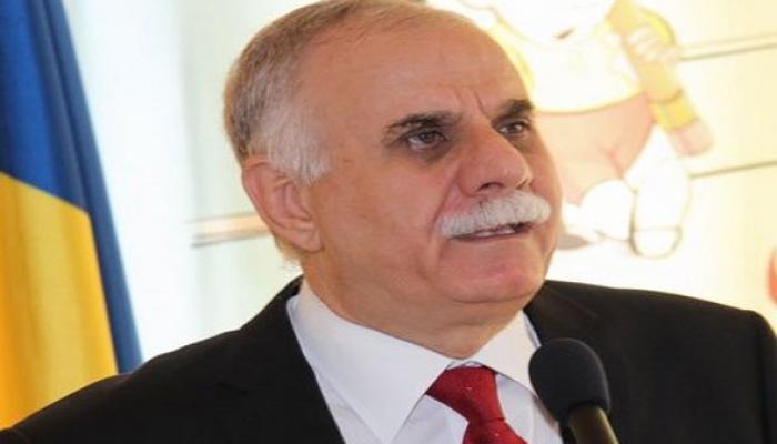 """السفير الفلسطيني في العراق """"احمد عقل"""""""