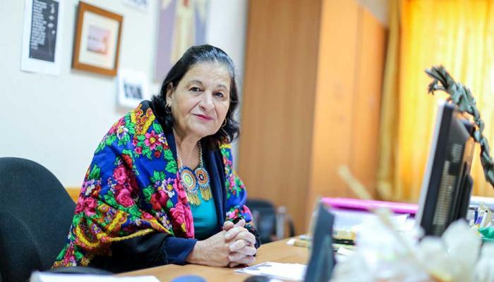 الكاتبة الفلسطينية د.سونيا نمر