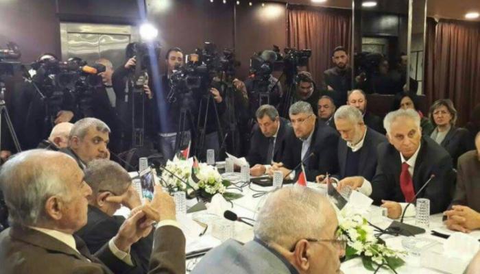 اللجنة التحضيرية للمجلس الوطني الفلسطيني تنهي دورة اجتماعاتها في بيروت