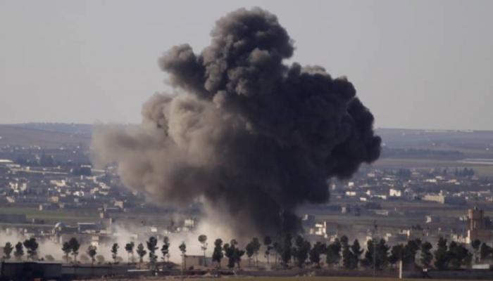 استشهاد فلسطيني وإصابة آخر في قصف صهيوني شرقي قطاع غزة