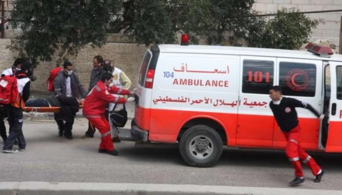 إصابة طفلين في مخيم نور شمس للاجئين جراء انفجار جسم مشبوه