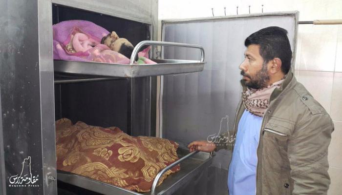 شهيدان فلسطينيان في قصف جوي صهيوني برفح جنوبي قطاع غزة
