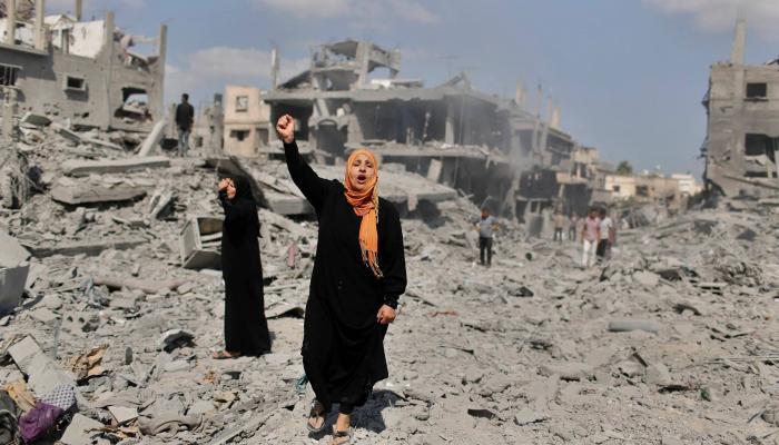 الرباعية الدولية تدعو لدمج قطاع غزة بالضفة المحتلة
