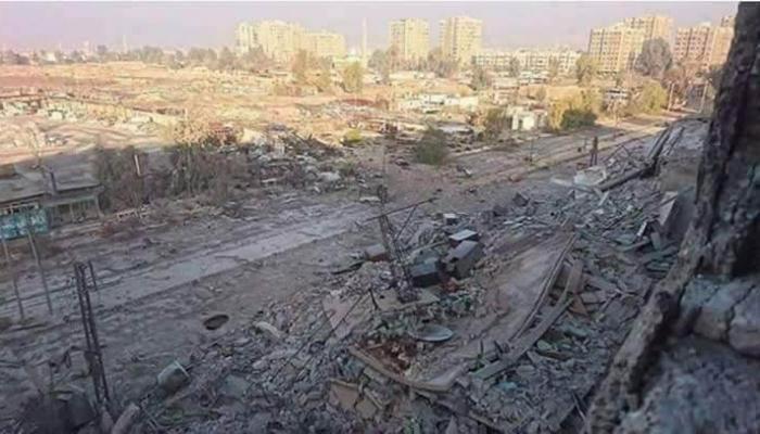 أهالي مخيّم اليرموك يُناشدون أهالي البلدات الثلاث لمساعدتهم وتأمينهم