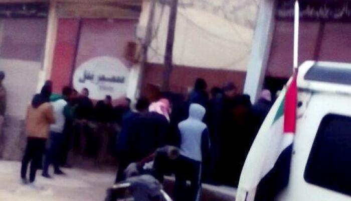 مخيّم خان الشيح عقب التسويّة : حصار، تضييق واذلال