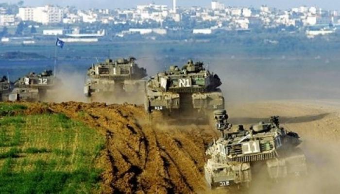 توغّل آليات تابعة لجيش الاحتلال شمالي قطاع غزة