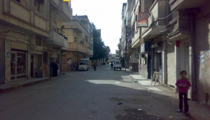 مخيم العائدين حمص
