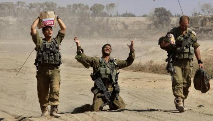 في الكيان الصهويني...الجنود يهربون من الخدمة العسكريّة