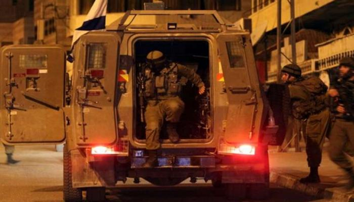 اقتحامات واعتقالات بالضفة المحتلة تطال مخيّمي جنين والعين
