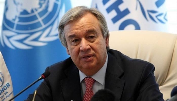 الأمين العام الجديد للأمم المتحدة يتسلّم مهام منصبه ويتحدّث عن سورية مجدداً