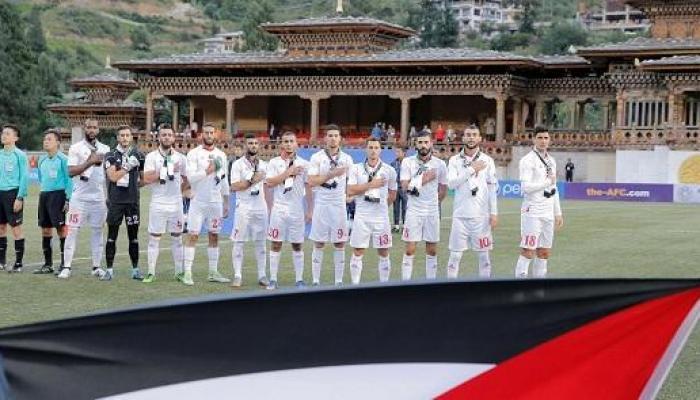 150464496200المنتخب الفلسطيني يتأهل إلى كأس آسيا