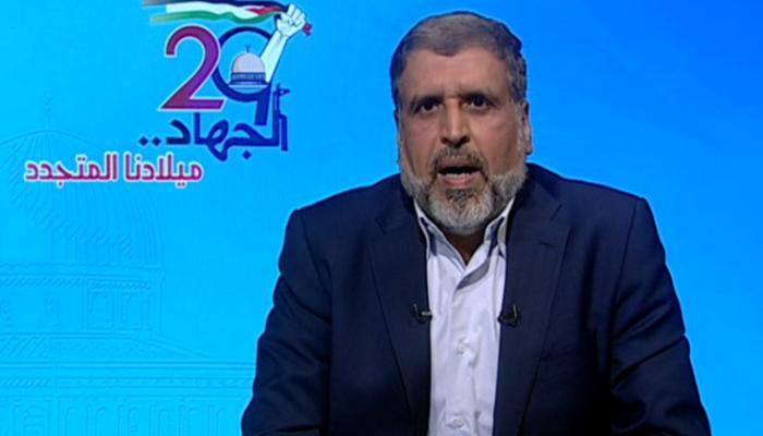 الدكتور رمضان شلح الأمين العام للجهاد الإسلامي