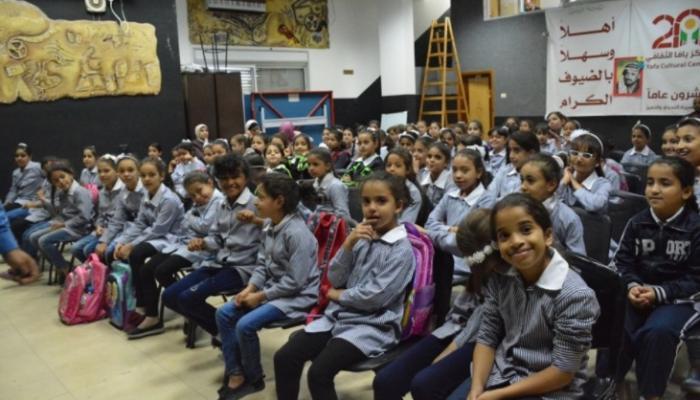 مركز يافا يختتم عروض أفلام قصيرة في مخيّم بلاطة