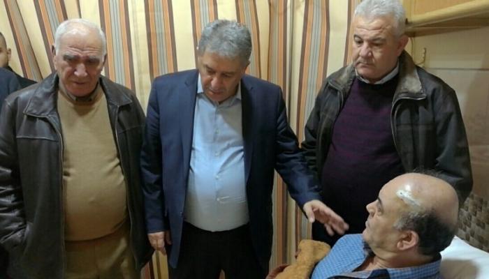 """الشروف يتهم """"أجندة خارجية"""" بمحاولة اغتياله والحكومة الفلسطينية تدين"""