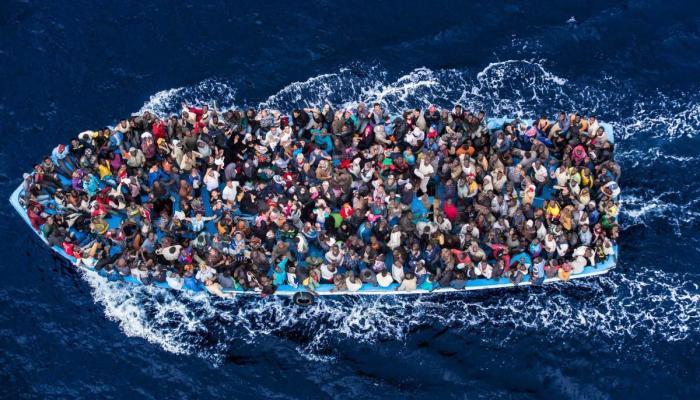 خطة لتحويل المهاجرين إلى أوروبا عبر البحر.. إلى مصر