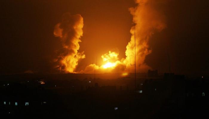 جيش الاحتلال يُجدد استهدافه لمناطق في قطاع غزة