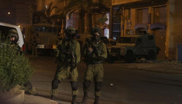 توغل قوات الاحتلال بمناطق بالضفة المحتلة
