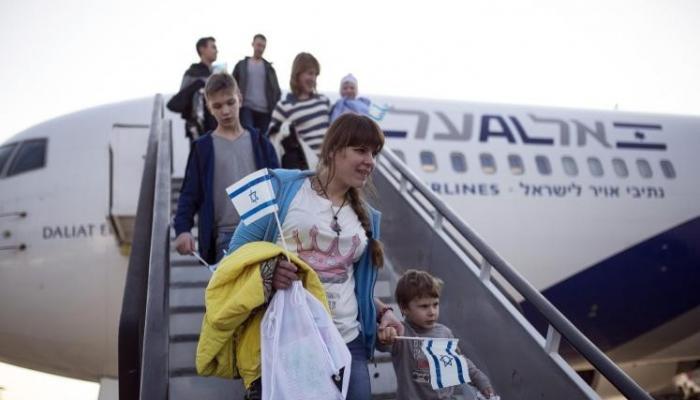 """استمرار الهجرة اليهودية إلى فلسطين المحتلة عبر """"الوكالة اليهودية"""""""