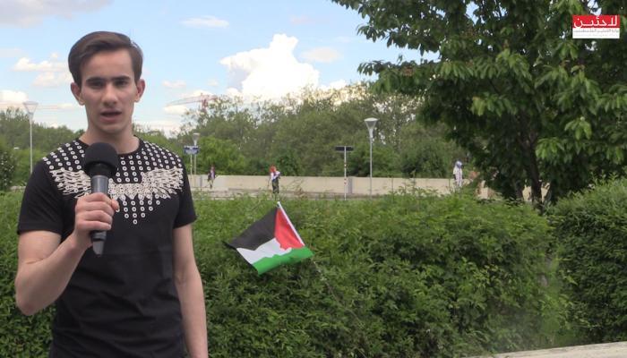 اللاجئ الفلسطيني محمد ابراهيم السلطي