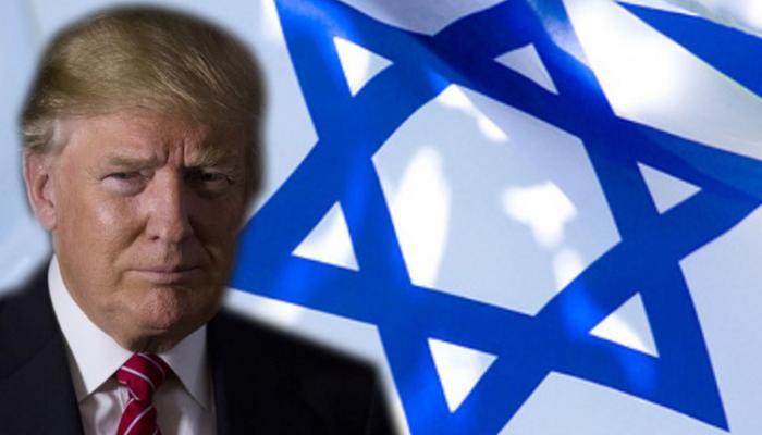 """دونالد ترامب: """"إسرائيل"""" هي الدولة الديمقراطية الوحيدة في الشرق الأوسط"""