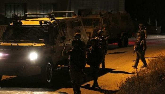 إطلاق نار على نقطة عسكرية في فلسطين المحتلة