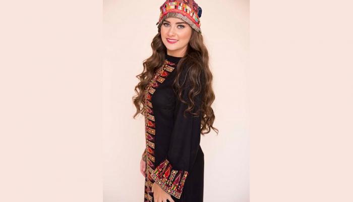 الشابة الفلسطينية ناتالي رنتيسي