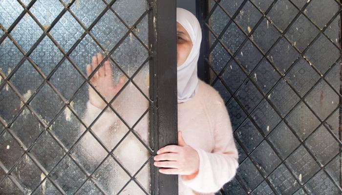 معتقلة فلسطينية شوهدت في فرع المخابرات الجوية التابع للنظام السوري