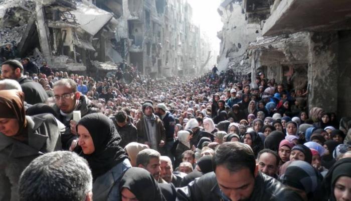 إحصائية: (3415) فلسطينياً من ضحايا الحرب في سورية و(1137) معتقلاً فلسطينياً