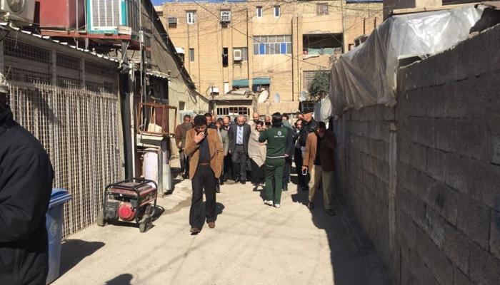 مجمع البلديات للاجئين الفلسطينيين في بغداد