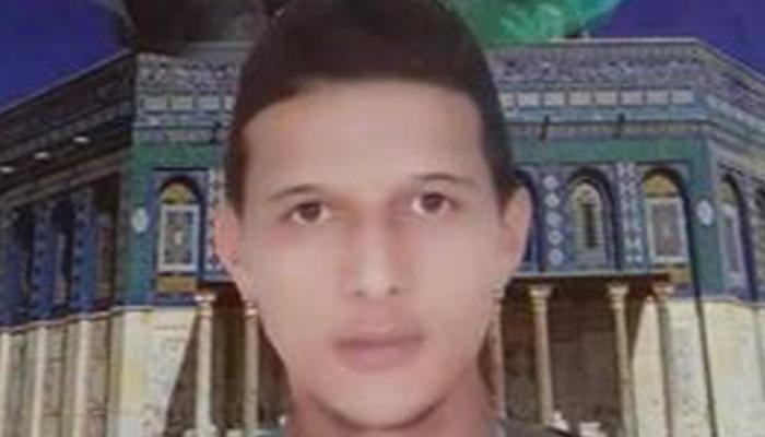 """""""ابراهيم محمد خليل"""" أحد عناصر لواء القدس"""