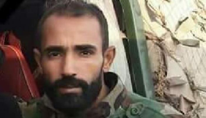 اللاجئ عمر أبو درويش