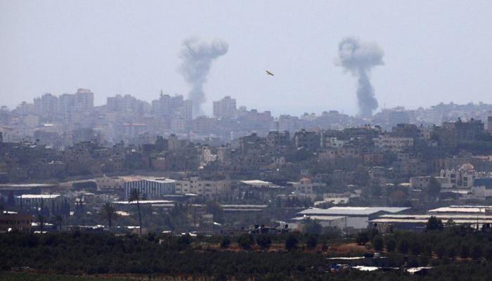 إطلاق نار ونحو (25) قذيفة من غزة باتجاه الأراضي المحتلة.. والاحتلال يُناقش الرد