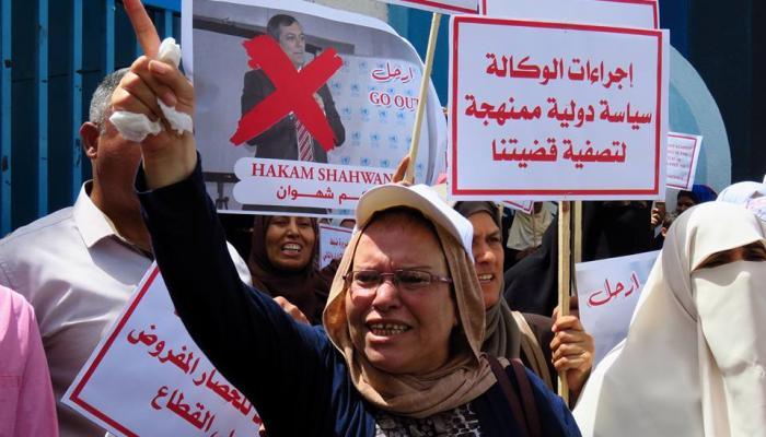 """""""الأونروا"""" لم تصرف رواتب موظفيها في غزة حتى اللحظة"""