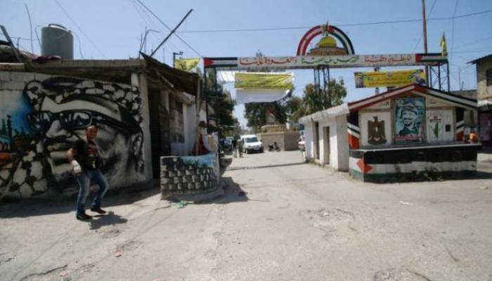 دعوة للاعتصام في مخيّم عين الحلوة تنديداً بظاهرة تفلّت السلاح بالمُخيّمات