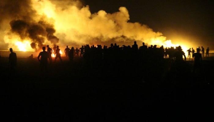 شهيد برصاص الاحتلال شرقي قطاع غزة