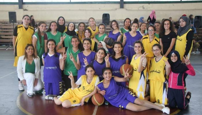"""""""جمعيّة ناشط"""" تختتم دورة كرة السلّة الثانية للفتيات في مدينة صيدا"""